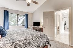 another master bedroom view