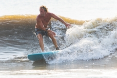 rent a surfboard and ride the amelia island beach waves