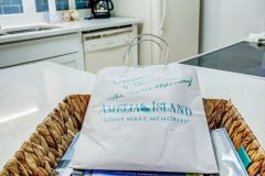 welcome bag for all our amelia island condo guests